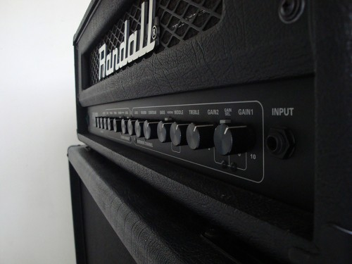Randall RH-100 & cab